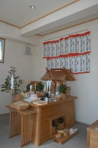稲荷社(八王子支部)