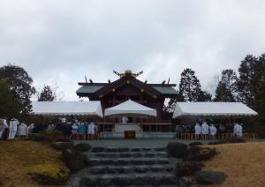 稲荷社(万霊殿)