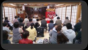 三月人形祭(高岡支部)